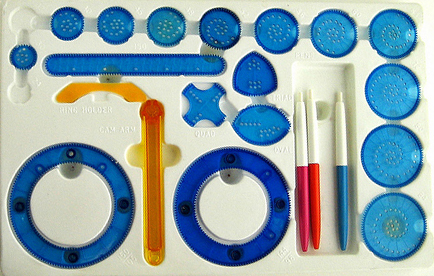 toys and art and fun and whatnot (or why Spirograph is one of the coolest toys ever)