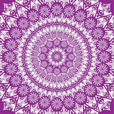 Animated Kaleidoscope {new artwork in the shop}