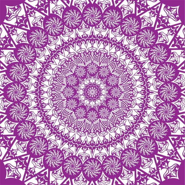 fuscia-and-white-kaleidoscope
