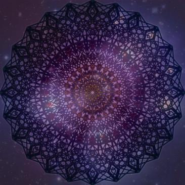 Starbust Mandala