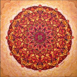 Sunrise Mandala
