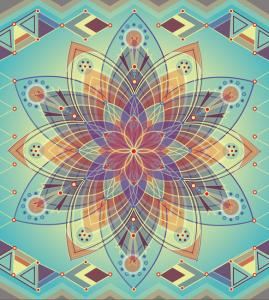 Awakening Mandala